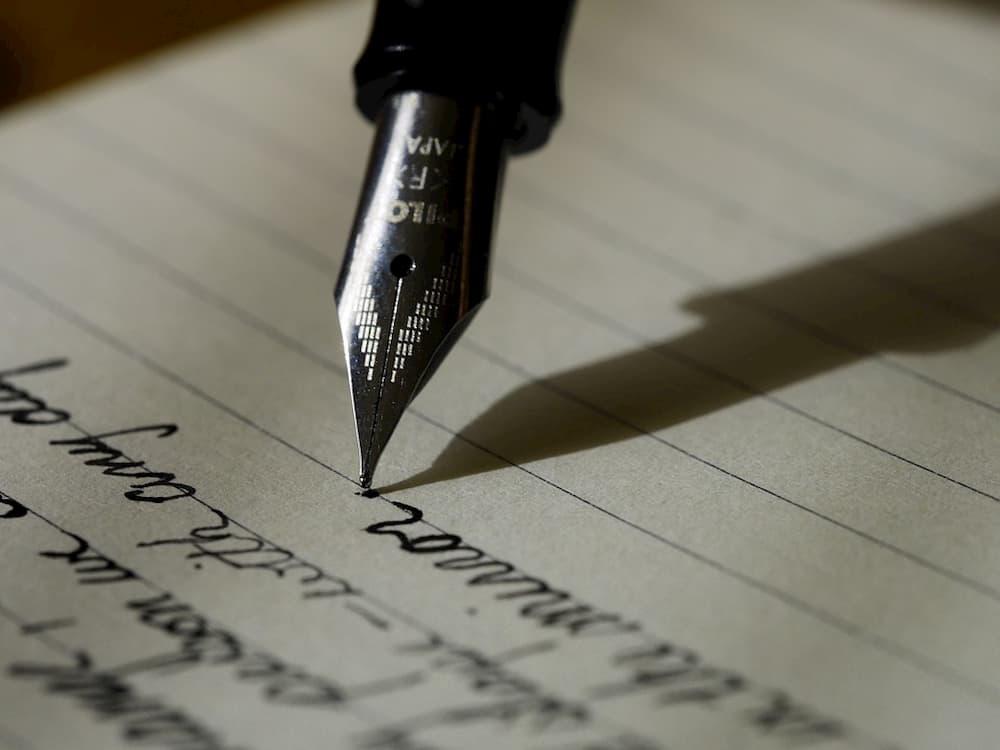 caneta-antiga